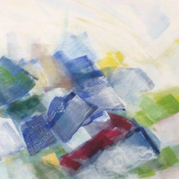 Lezing: de waarneming van de schilder.
