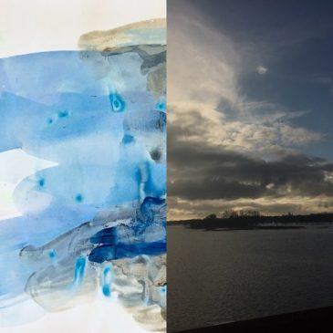 Kijken + Zien = Lucht en Water