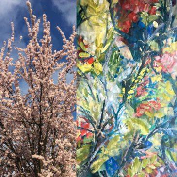 Kijken + Zien = Alsnog lente
